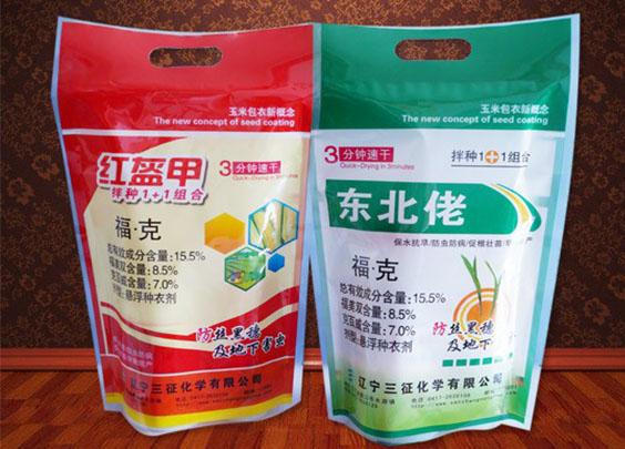 福·克增效种衣剂(玉米组合)