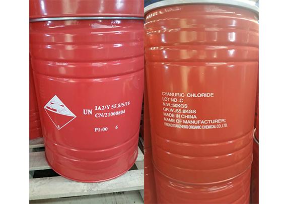 Cyanuric chloride 2